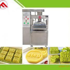 我爱发明专访绿豆糕机器