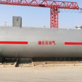 100立方液化气储罐 100立方液化气储罐厂家