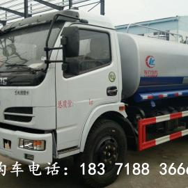 东风10吨洒水车厂家价格