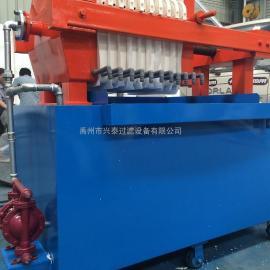 兴泰厂价供应压滤机 小型压滤机 小型手动压滤机