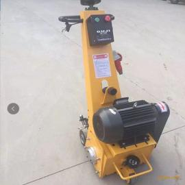 小型汽油地面铣刨机 LSX-300型混凝土地面拉毛机