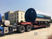 20吨燃气锅炉,20吨低氮燃气锅炉价格