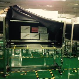无尘车间FFU工作台QC检测台