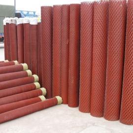 朔州20米成卷喷漆钢板网――2米高养殖钢板网一卷多少钱