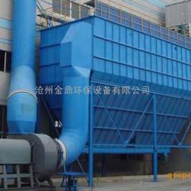 沧州金鼎环保LCPM分室侧喷低压布袋除尘器