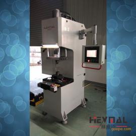 数控压装液压机%汽车零部件数控压装液压机