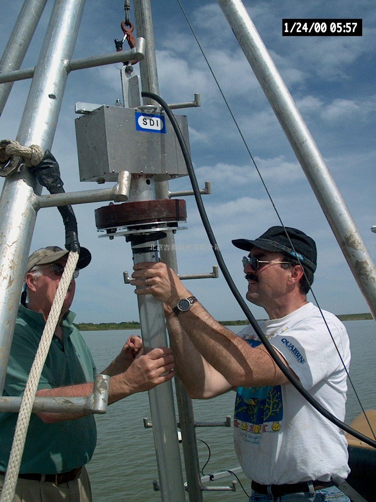 D型水底电动高频震动沉积物取样钻机