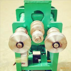 陕西直供不锈钢管折弯机 大棚搭建管材折弯机 电动立式弯管机