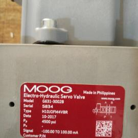 MOOG穆格G631-3002B 现货假一罚十