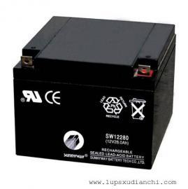 三威蓄电池SW12240 12V24AH厂家备用