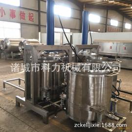 压榨机 蓝莓果酒压榨 芒果雪梨汁收取机 液压式压榨设备