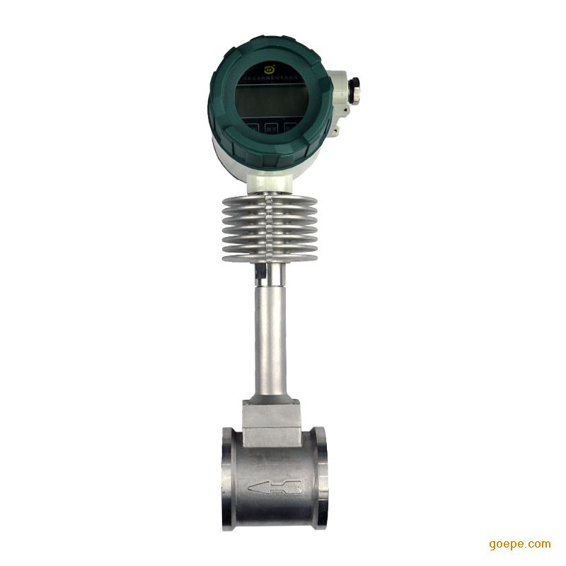 LUGB涡街流量计 现场显示电子式仪表 涡街流量传感器