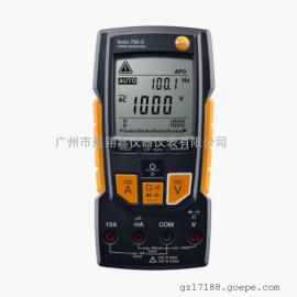 testo760-3数显真有效值万用表