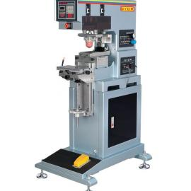 东莞自动移印机台式油盘油盅转盘穿梭单色中型移印机批发零售