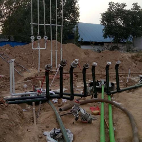 黑龙江省加油站复合管