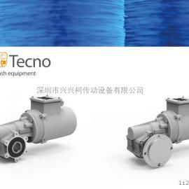 进口防水电机防护等级IP67TRANSTECNO全自动洗车机防水电机