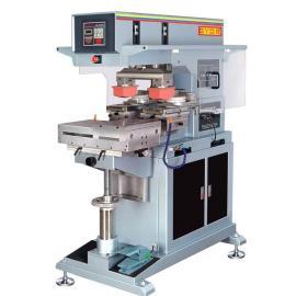 双色油盅环保移印机 重庆移印机 单色移印机
