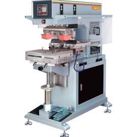 双色油盘移印机 双色移印机价格 移印机性能