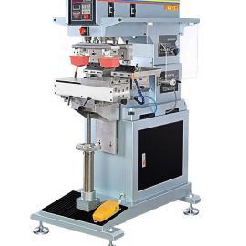 厂家热销双色移印机GN-131AL精密穿梭移印机