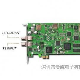 TVB591S PCIE多制式数字电视码流卡深圳代理商