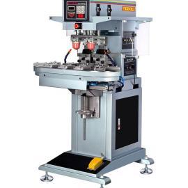 广东厂家供应双色油盅移印机 气动双色移印机批发零售
