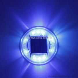 【畅达能】供应太阳能无线同步道钉 太阳能同频闪烁警示灯