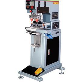 厂家出售GN-121ASE功能实用双色台式移印机 手动穿梭移印机