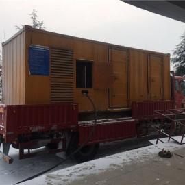 东营发电机出租东营300KW发电机出租