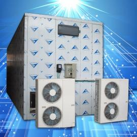 供应闭环高温空气能烘干除湿机 高温闭环热泵烘干除湿机