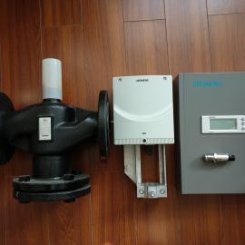 西门子电动压力调节阀 西门子减压阀