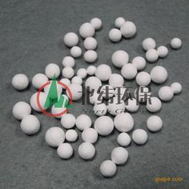 各种性能优异瓷球 蓄热球 氧化铝开孔瓷球