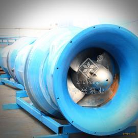 大流量潜水轴流泵价格