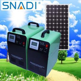 甘肃兰州1kw便捷太阳能发电系统