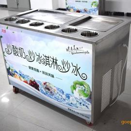炒酸奶机大概需要多少钱