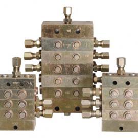 建河优惠直销LU-B型递进式分配器