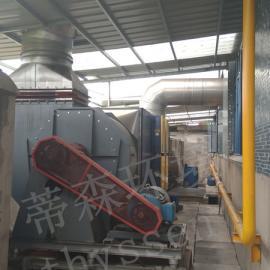 压铸机脱模剂烟气处理净化装置