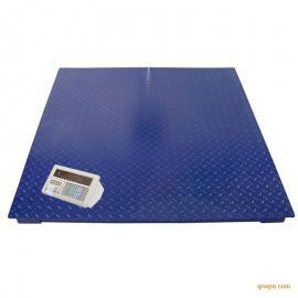 无锡1T带打印电子地磅,常州2吨带打印电子地磅