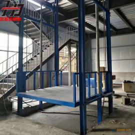 宏基达SJD导轨式升降货梯 载货电梯 货梯升降机价格