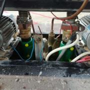 鹤岗加油站双层复合管安装