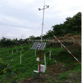 绿光TWS-7型 森林防火气象站 智能气象观测仪