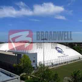 充气膜网球馆|防霾气膜公司|大跨度建筑气膜厂家-博德维