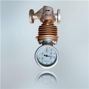分流旋翼式蒸汽表 机械式流量计 现场直读指针式流量计