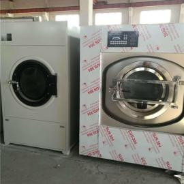 大型宾馆洗衣房洗涤设备_酒店布草烘干机价格