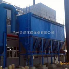 沧州金鼎环保生物质锅炉除尘器