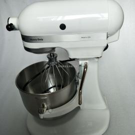 美国KitchenAid厨宝5K5SS厨师机、美国厨宝5K45SS和面机