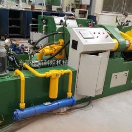 焊锡丝挤压机、锡线挤压机、银线挤压机、锌线挤压机
