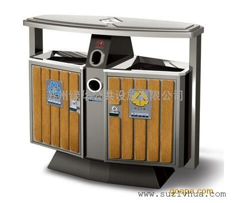 苏州吴江区震泽镇广场垃圾桶-震泽镇公园垃圾桶-震泽物业垃圾桶