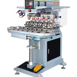 东莞转盘移印机 GN-132A系列移印机 全自动移印设备印刷机