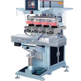 供应多色穿梭移印机 四色移印机 安装调试维修一条龙