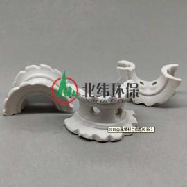 陶瓷异鞍环 异鞍环陶瓷化工填料